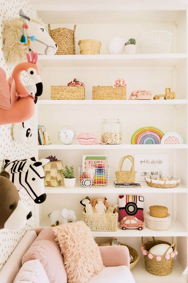38+ Kids Toy Room Decor the Ultimate Convenience!