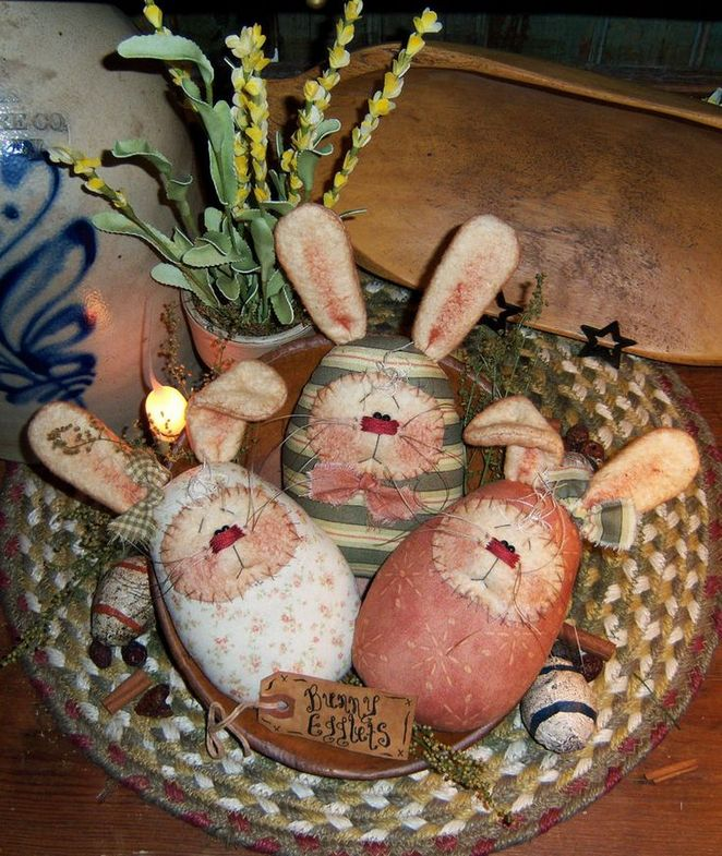 40+ A Review of Sweet Easter Decor