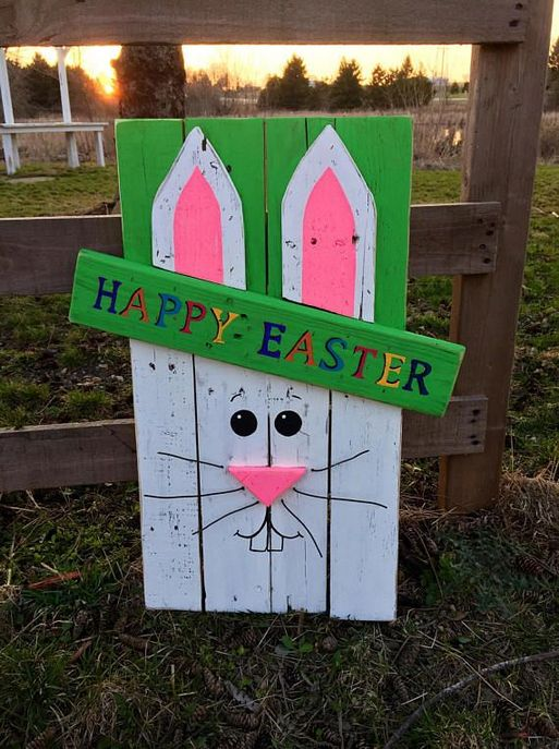 40+ Things You Won't Like About Easter Ideas For Outdoor Decorations and Things You Will